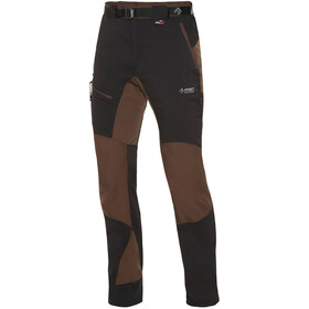 Directalpine Patrol Tech 1.0 Korte Broek Heren, black/brown